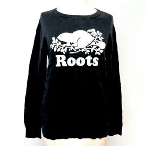 ✨final price✨ Roots Cooper Soft Cotton Sweater